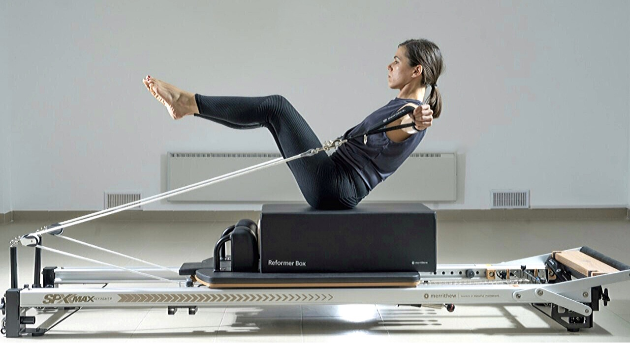 Stott Pilates method Stott Pilates метод